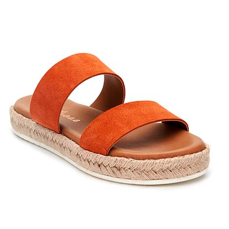 Matisse Mixer Slide Leather Sandal