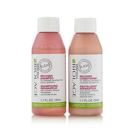 Matrix Biolage R.A.W. Recover Shampoo & Conditioner