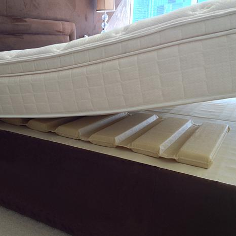 Mattress Helper® Under-Mattress Cushioned Mattress Support ...