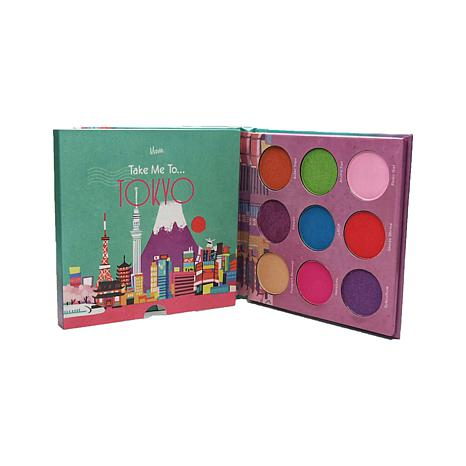 Mavie Cosmetics Take Me To... Tokyo Eyeshadow Palette