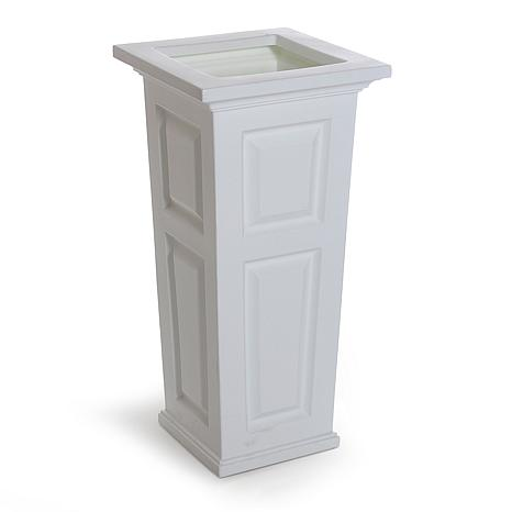Mayne Mailposts Nantucket Tall Planter - 32""