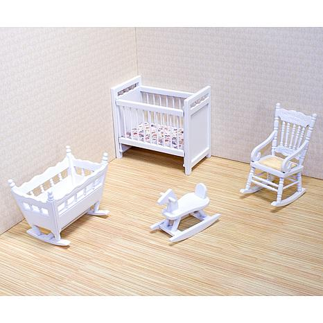 Melissa & Doug Nursery Doll Furniture