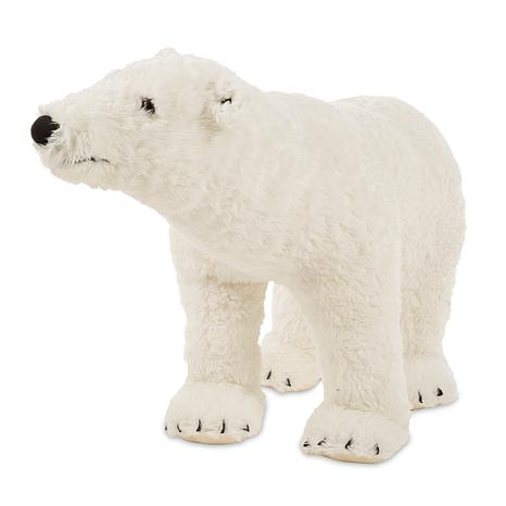 Melissa & Doug Polar Bear - Plush