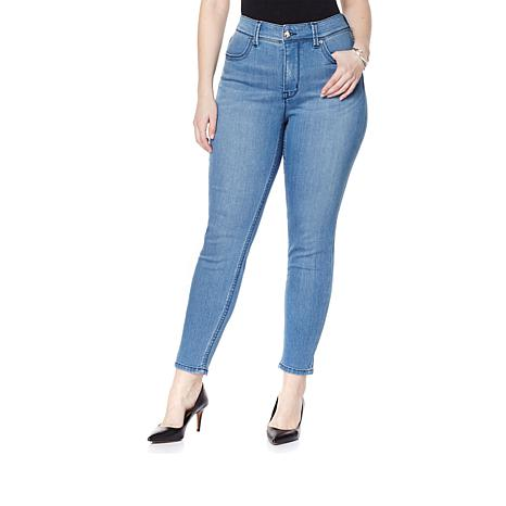 Melissa McCarthy Seven7 Stretch Pencil Jean - 7831262 | HSN
