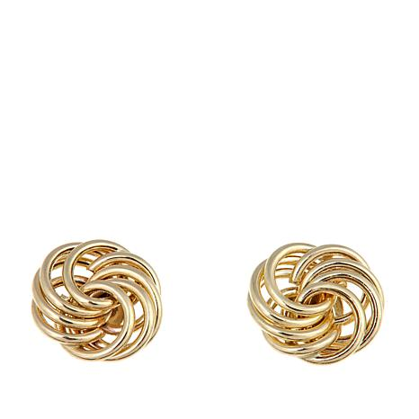 s knot boscov yellow love htm earrings shop gold prod
