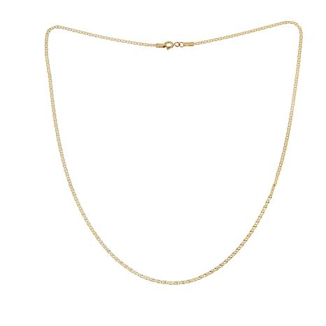 Michael Anthony Jewelry 10K Valentino Chain - 16""