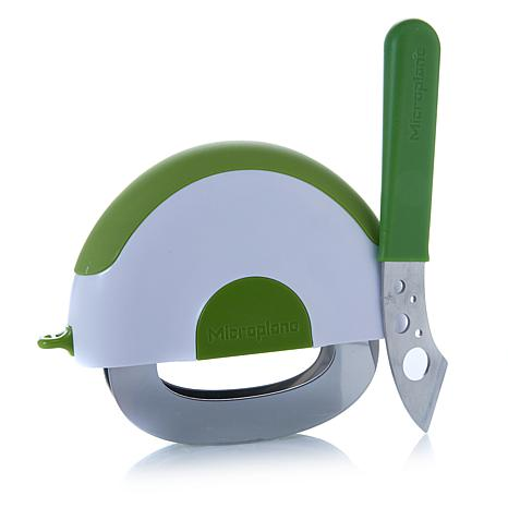 Microplane Herb and Salad Chopper and SwiftStrip Set