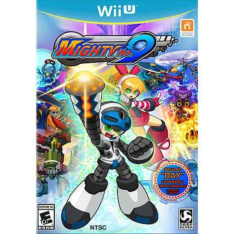 Mighty No. 9 - Nintendo WiiU