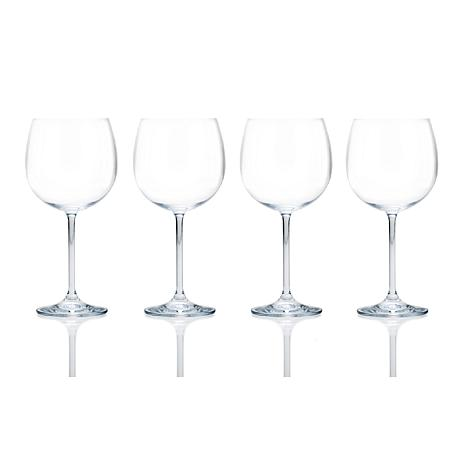 Mikasa Laura Set of 4 Balloon Goblets