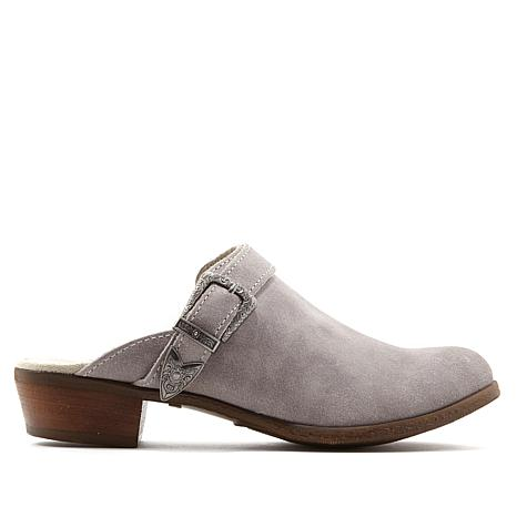 Minnetonka Leather Mules - Billie Mule cheap tumblr footlocker finishline for sale find great cheap online Yuy9fqd1kT