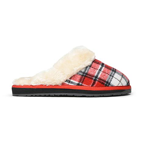 Minnetonka Holiday Scuff Slipper