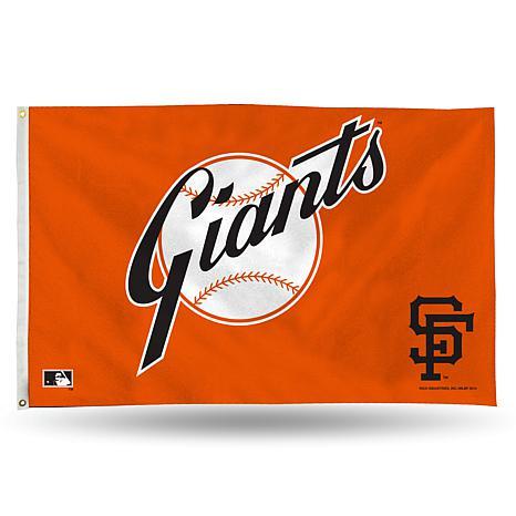 MLB Retro Banner Flag - Giants
