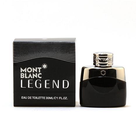 Mont Blanc Legend for Men Eau De Toilette Spray 1 oz.