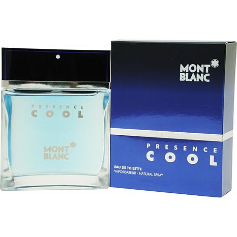 Mont Blanc Presence Cool by Mont Blanc Spray for Men