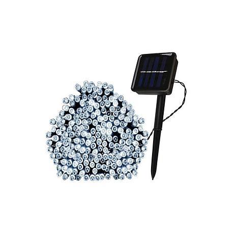 Morning Star String of 100 LED Solar Powered Fairy Lights