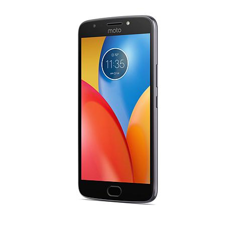 "Moto E4 Plus 5.5"" 16GB No-Contract Smartphone with Apps - Boost"