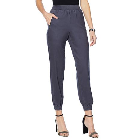 Motto Stretch Sateen Jogger