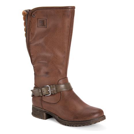 MUK LUKS Women's Santina Boot