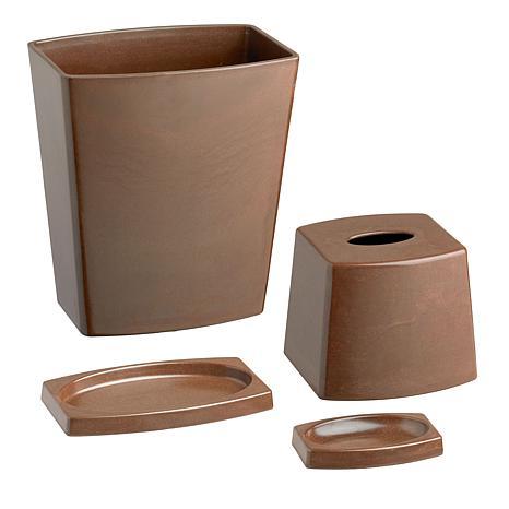 My Earth Bathroom Accessories Set of 4