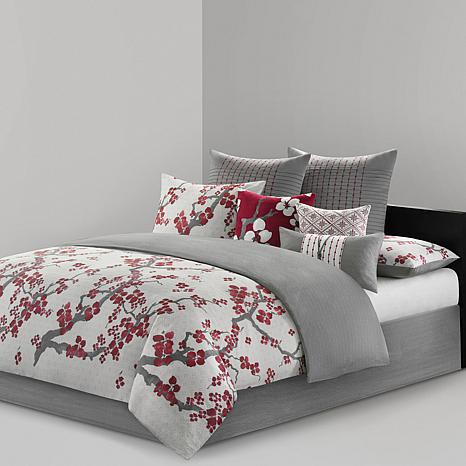 Natori Cherry Blossom Bedding Set 10067468 Hsn