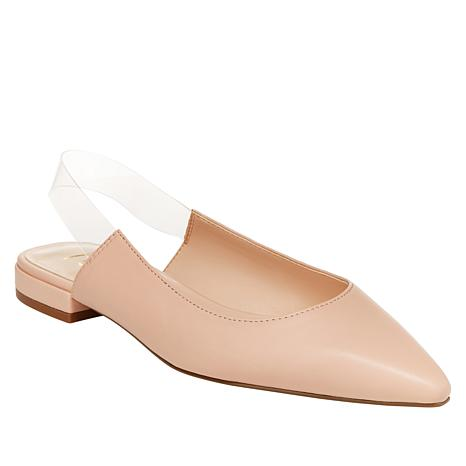 Nanette Nanette Lepore Faith Pointed-Toe Flat