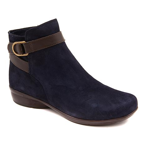 566654a9ca0 Naturalizer Colette Leather Ankle Bootie - 8860728