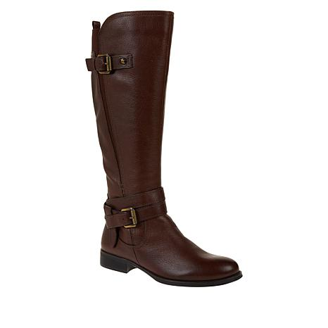 Naturalizer Jordan Leather Tall Riding Boot