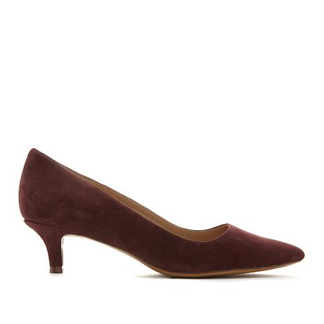 Naturalizer Pippa Leather Pointed Toe Pump