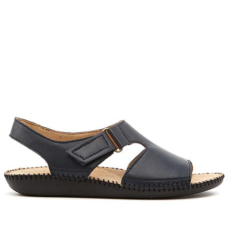 Naturalizer Scout Leather Slingback Sandal