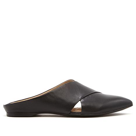 Naturalizer Simonette Leather Pointed Toe Mule by Naturalizer