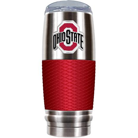 NCAA 30 oz. Stainless/Red Reserve Tumbler - Ohio State