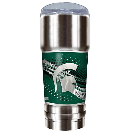 NCAA 32 oz. Stainless Steel Pro Tumbler - Michigan Stat