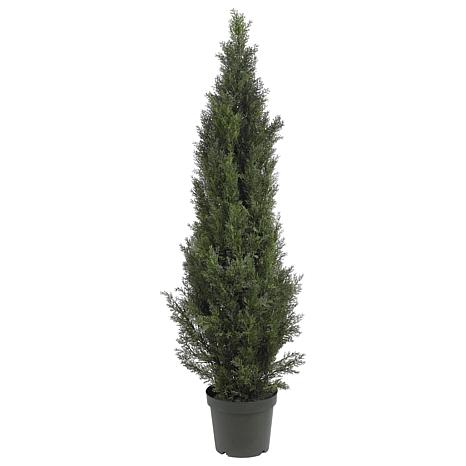 Nearly Natural 5' Mini Cedar Pine Tree
