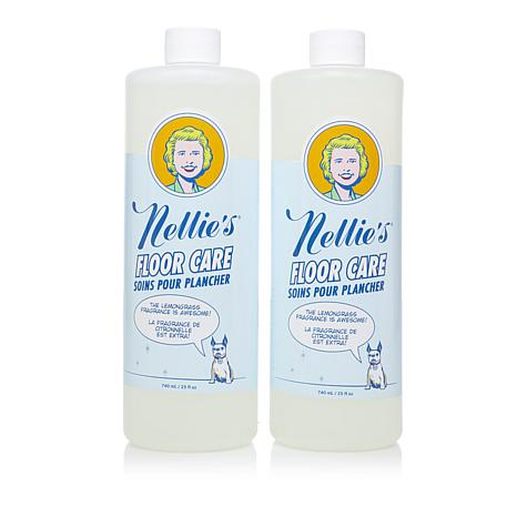 Nellie S 2 Pack Wow Mop Floor Cleaner 8800730 Hsn