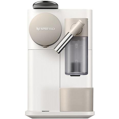 Nespresso Lattissima One Silky White Single-Serve Espresso Machine