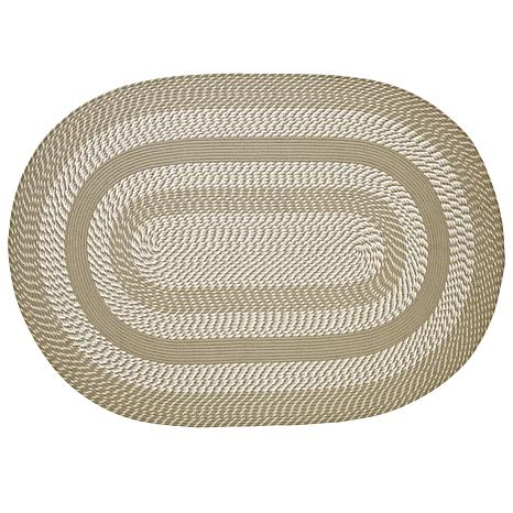 "Newport Braided Rug - 42"" x 66"""