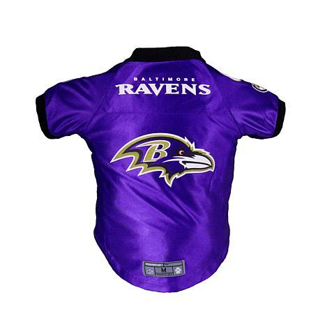 NFL Baltimore Ravens Medium Pet Premium Jersey