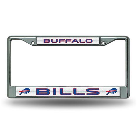 NFL Bling Chrome Frame - Bills