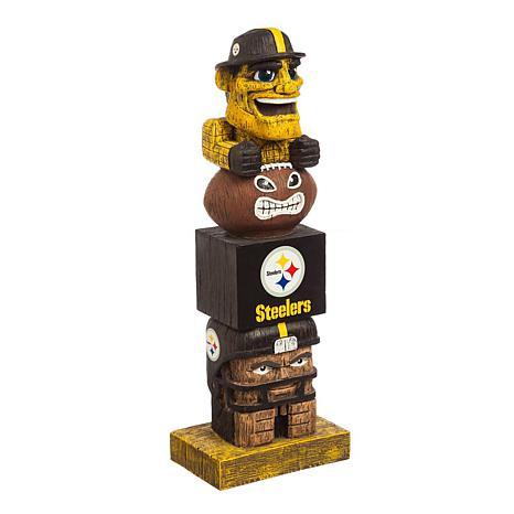 NFL Decorative Tiki Totem - Steelers