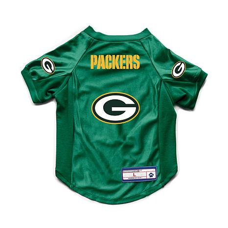 on sale 36590 7a7e1 NFL Green Bay Packers XL Pet Stretch Jersey