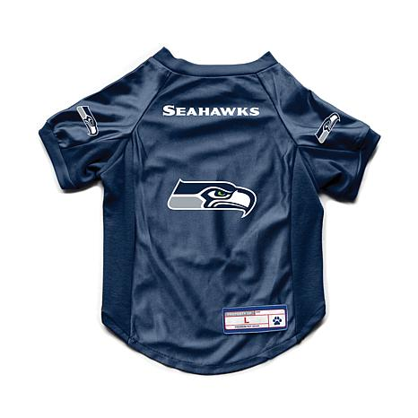 reputable site 58a48 ca0ed new! NFL Seattle Seahawks Small Pet Stretch Jersey