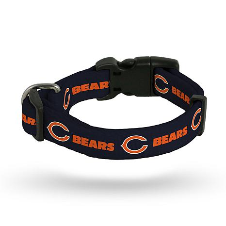 NFL Small Pet Collar - Bears