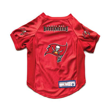 separation shoes 41715 9491d NFL Tampa Bay Buccaneers XS Pet Stretch Jersey