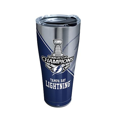 NHL Tampa Bay Lightning 2020 Stanley Cup Champions 30 oz Stainless ...