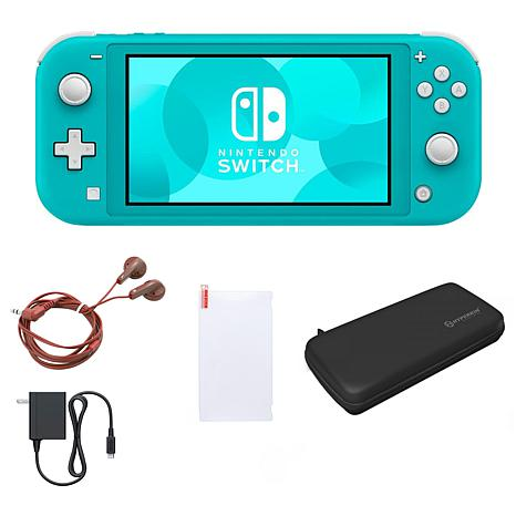 Nintendo Switch Lite with Accessories - Turquoise
