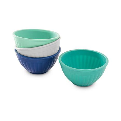 Nordic Ware 4-piece Prep and Serve Mini Bowl Set