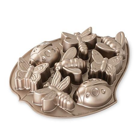 Nordic Ware Backyard Bugs Pan