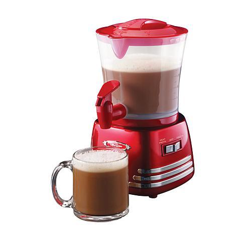 Nostalgia Retro Series 32 oz. Hot Chocolate Maker