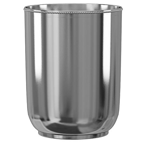 Nu-Steel Chic Stainless Steel Wastebasket