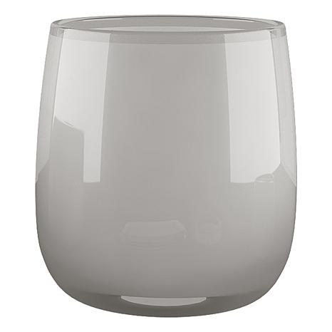 Nu-Steel Roly Poly White Wastebasket